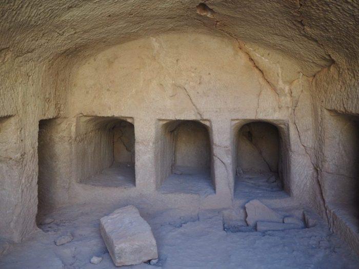 Kings Tombs, Paphos, Cyprus