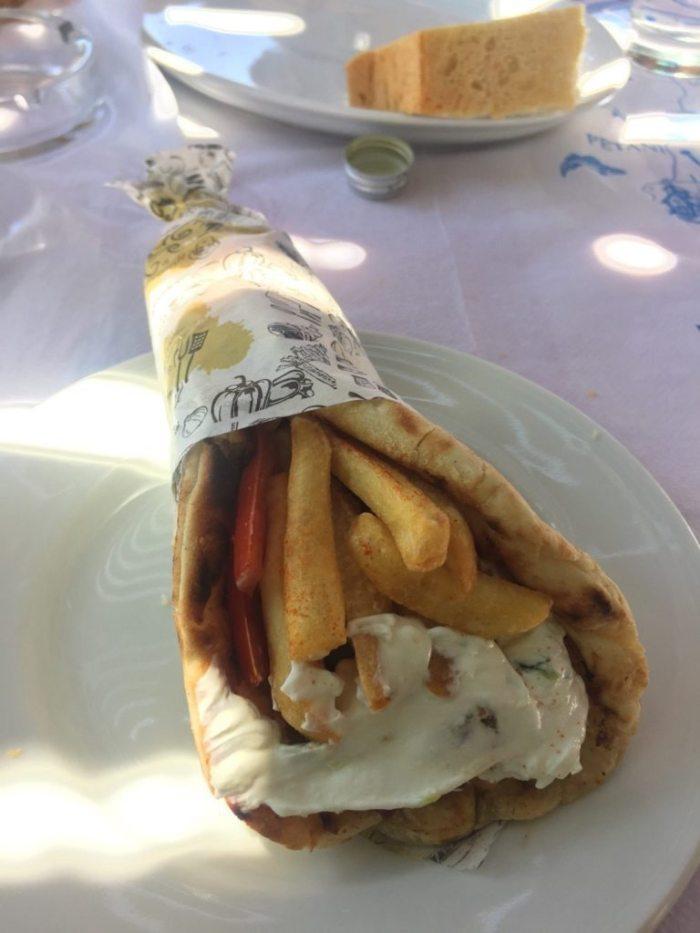 Myrtos eat - 3
