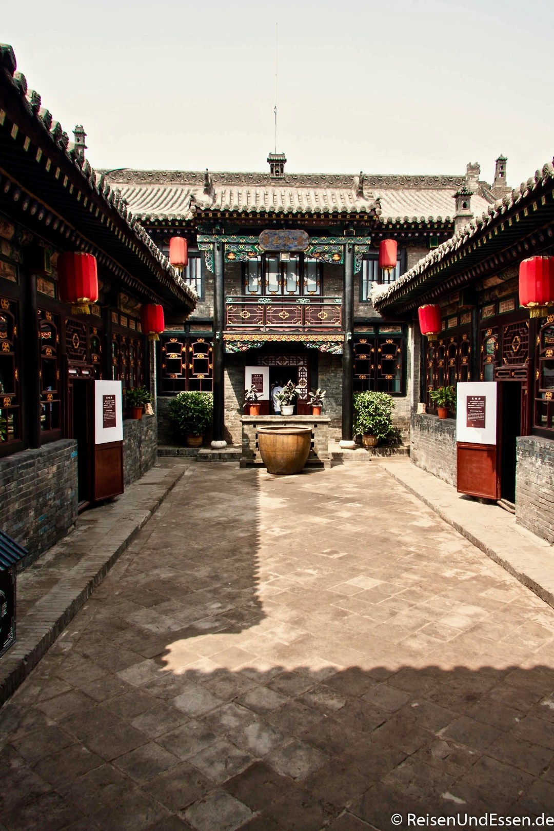 China Pingyao Innenhof 624