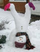 снеговик Овна