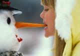 снеговик Близнеца