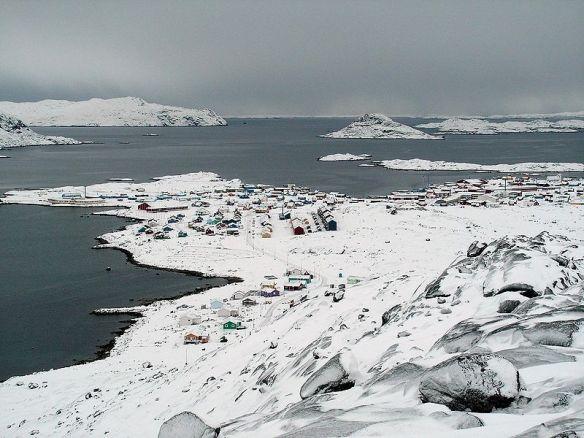 Нанорталик – город в южной части Гренландии