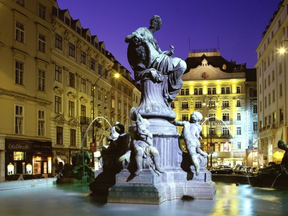 Экскурсии с гидом в Вене