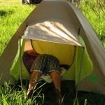 палатки на Десне - прикольный отдых