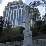 Самые нелепые и уродливые здания Киева