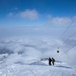 горнолыжный курорт Гульмарг в Индии