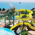 Аквапарки Крыма — цены, особенности, отзывы