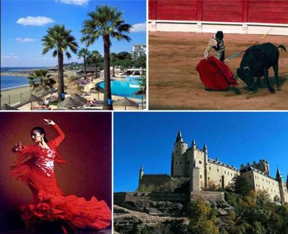 чем славится Испания