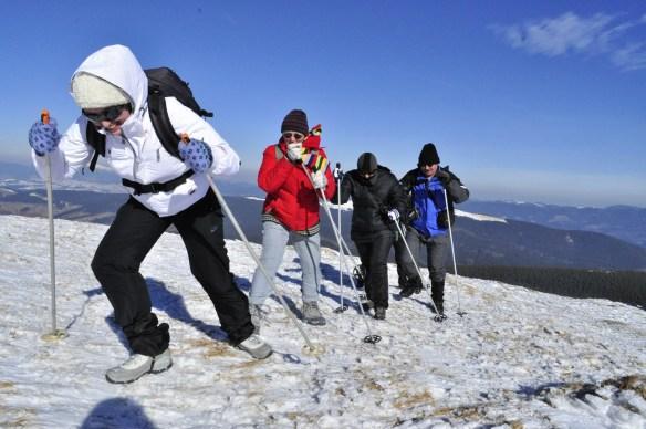 лыжные походы по Карпатам