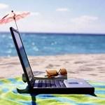 Путешествия и работа – по всему миру с ноутбуком