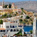 Родос — самый популярный остров Эгейского моря