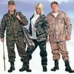 Спец одежда для рыбаков и военных