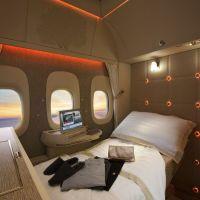 Welche Fluggesellschaft hat die beste First Class?