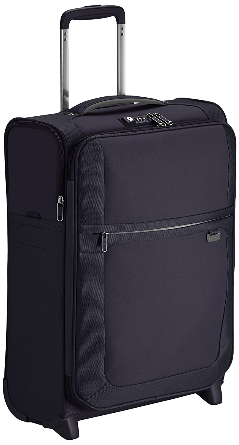 Samsonite Uplite Upright 55/20 Length 40 cm Koffer, 41 Liter, Blau
