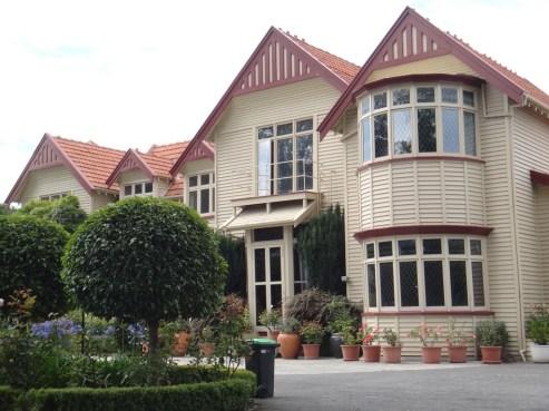 Pretty House in Christchurch