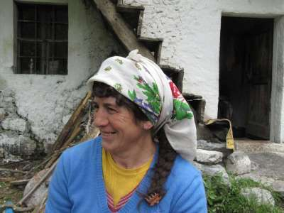 Shkurte Gumnari theth albanie