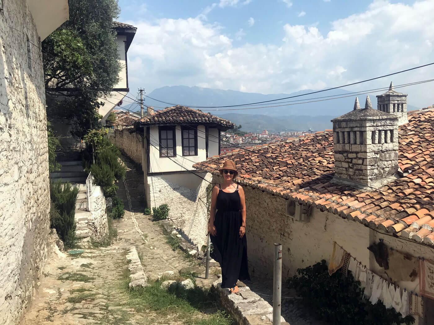 Mangalemi, Berat daken van Ottomaanse huizen