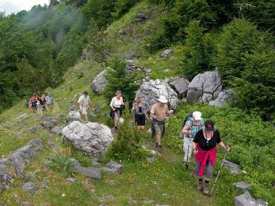 Theth-Valbona-Valbonapas wandelen