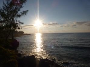 St Philippe sunrise