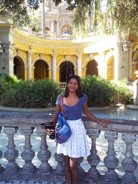 Santa Lucia entrance