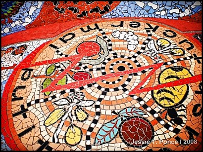Mosaic, Adelaide, South Australia 2008