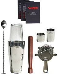 Boston Cocktail Shaker Gift Set