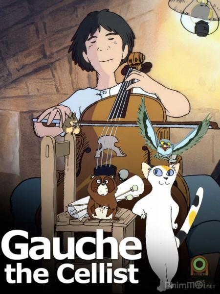 Japanese: Gauche the Cellist