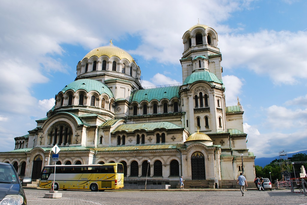 Alexander Nevsky Cathedral, Bulgaria