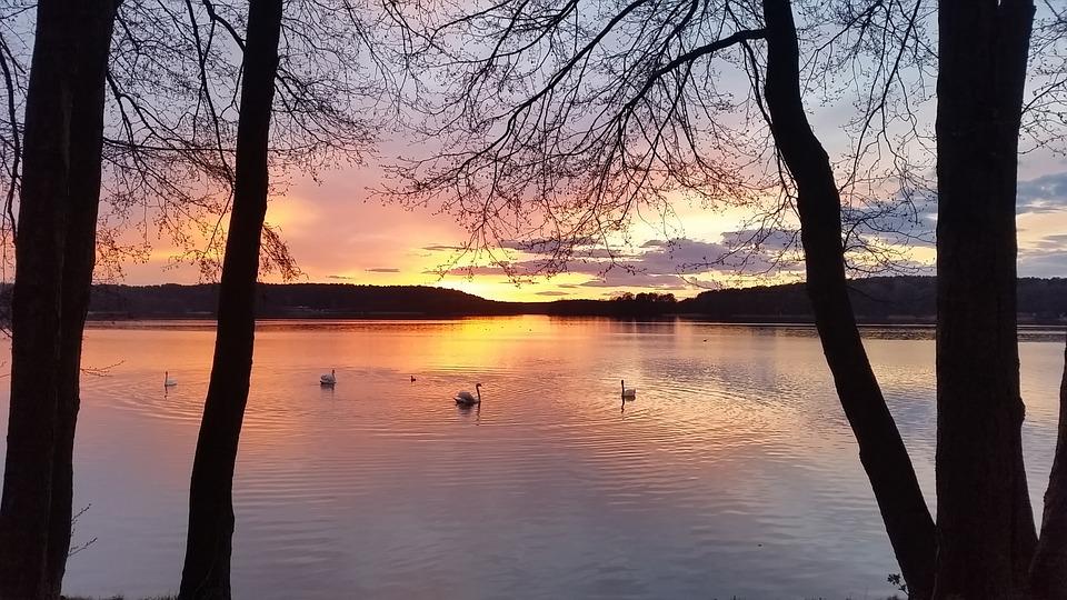 Masurian Lake District, Poland