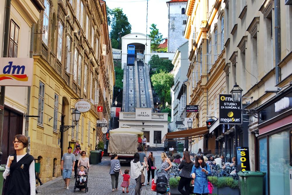 Zagreb Lift