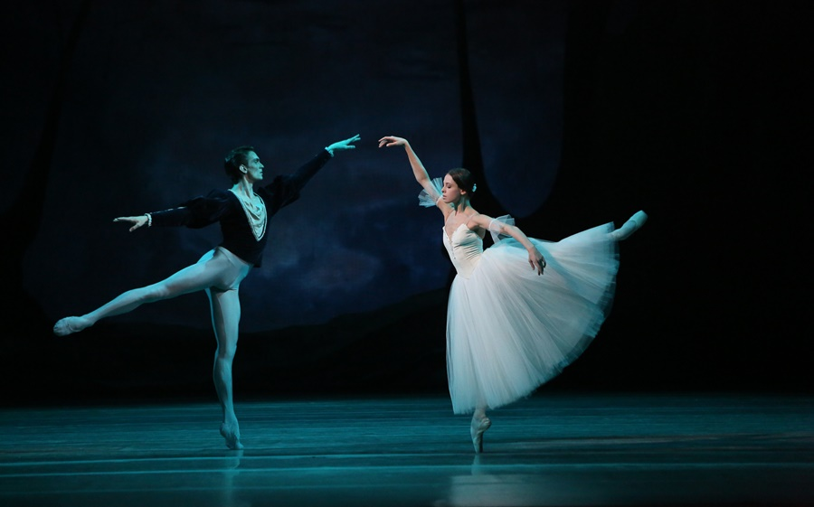 Sofia Opera and Ballet Giselle