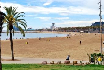 barcelona from sofia