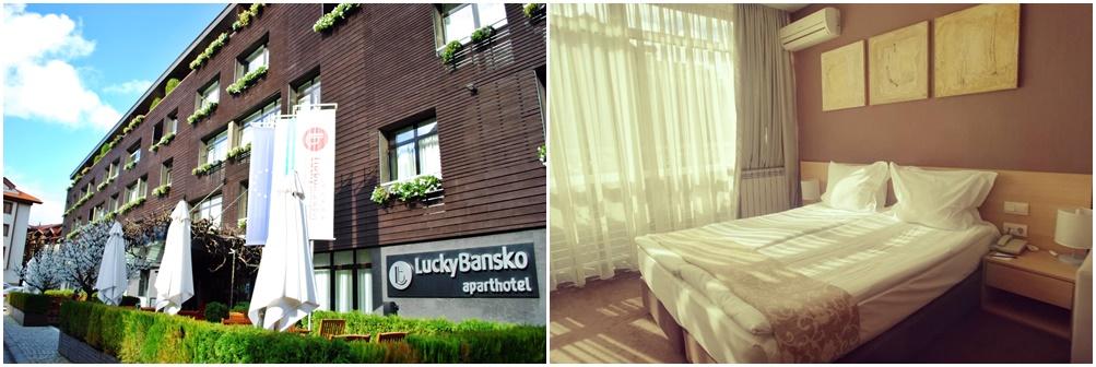 spa hotel lucky bansko
