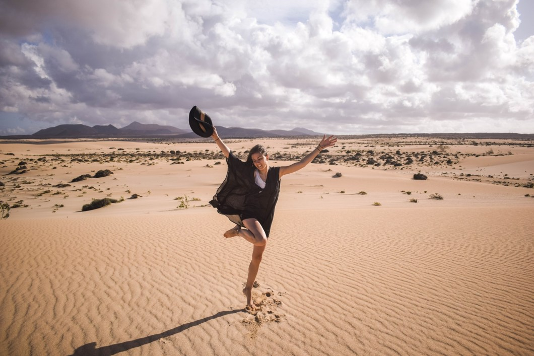 things to do in corralejo - sand dunes of corralejo natural park