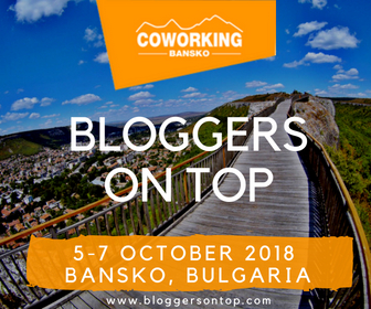 Bloggers on top, bloggers conference bulgaria 2018