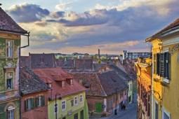 SibiuCityscape