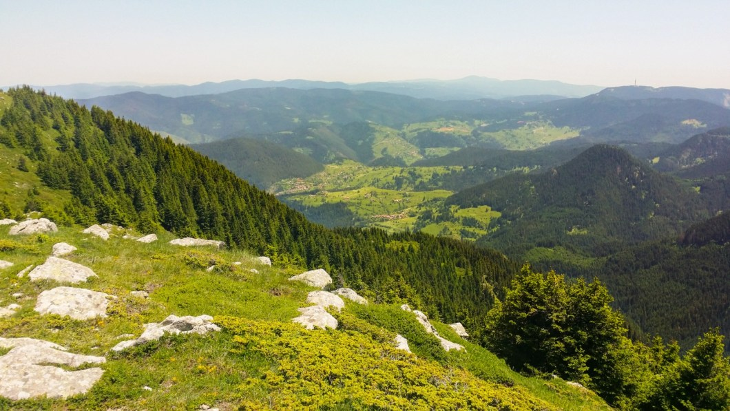 Orpheus Peak - Rhodope mountains Bulgaria
