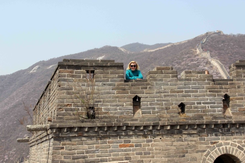 Watch Tower Great Wall Mutianyu China