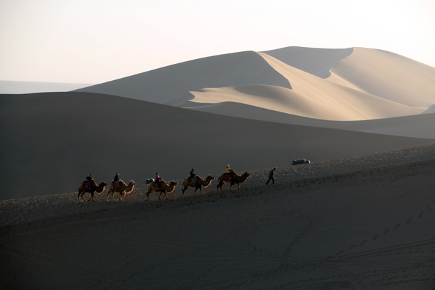 My journey to Dubai, Beijing and along the Silk Road of China