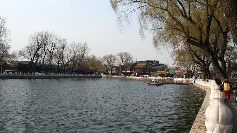 Shichahai Peking China