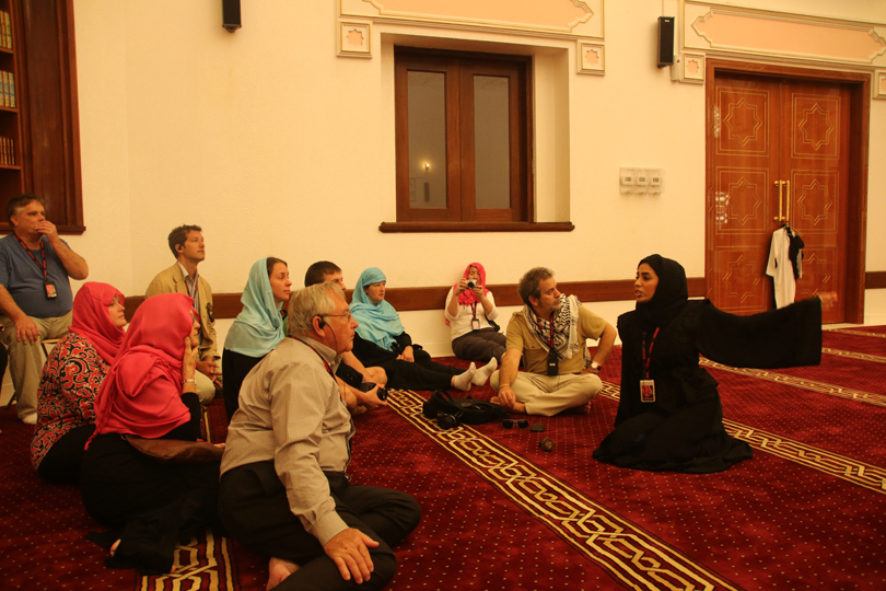 Diwan-Moschee Al Fahidi Dubai