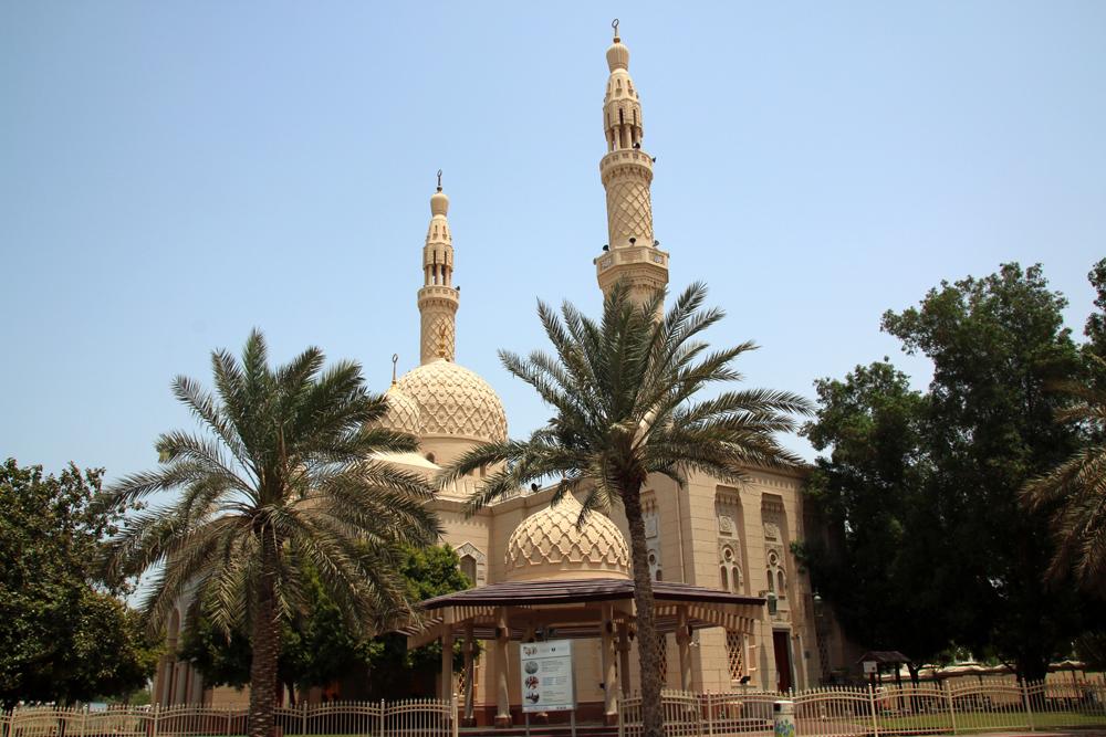 Jumeirah-Moschee Dubai Vereinigte Arabische Emirate Naher Osten