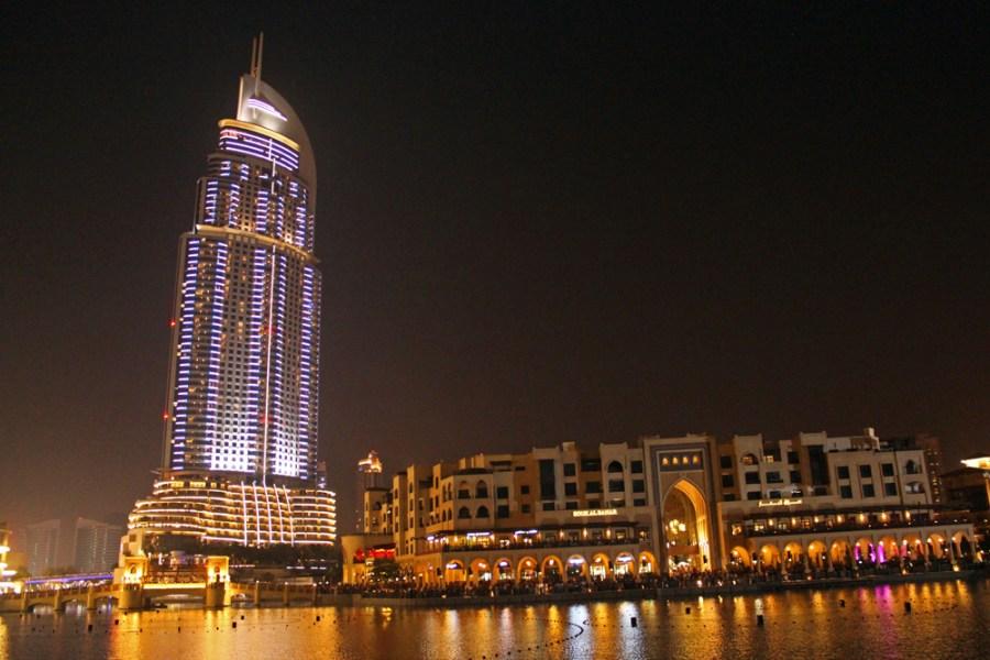 """""""The Adress Downtown Dubai"""" Hotel Dubai United Arab Emirates"""
