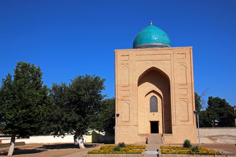 The Jewels of Samarkand - Bibi Khanym Mausoleum