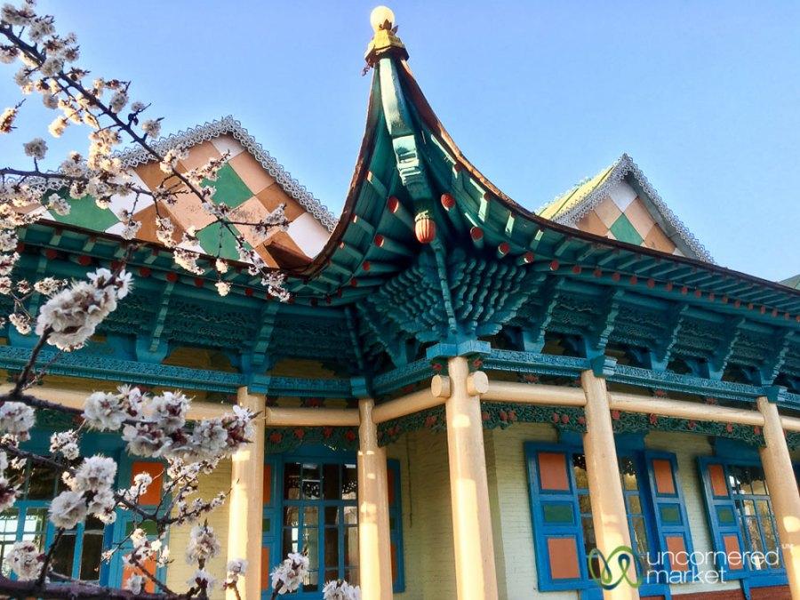 Tips Kazakhstan Kyrgyzstan Tajikistan Karakol Dungan Mosque Central Asia ASIA