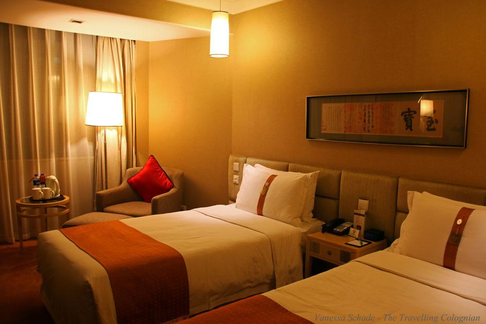 Hotelzimmer Peking China Ostasien ASIEN