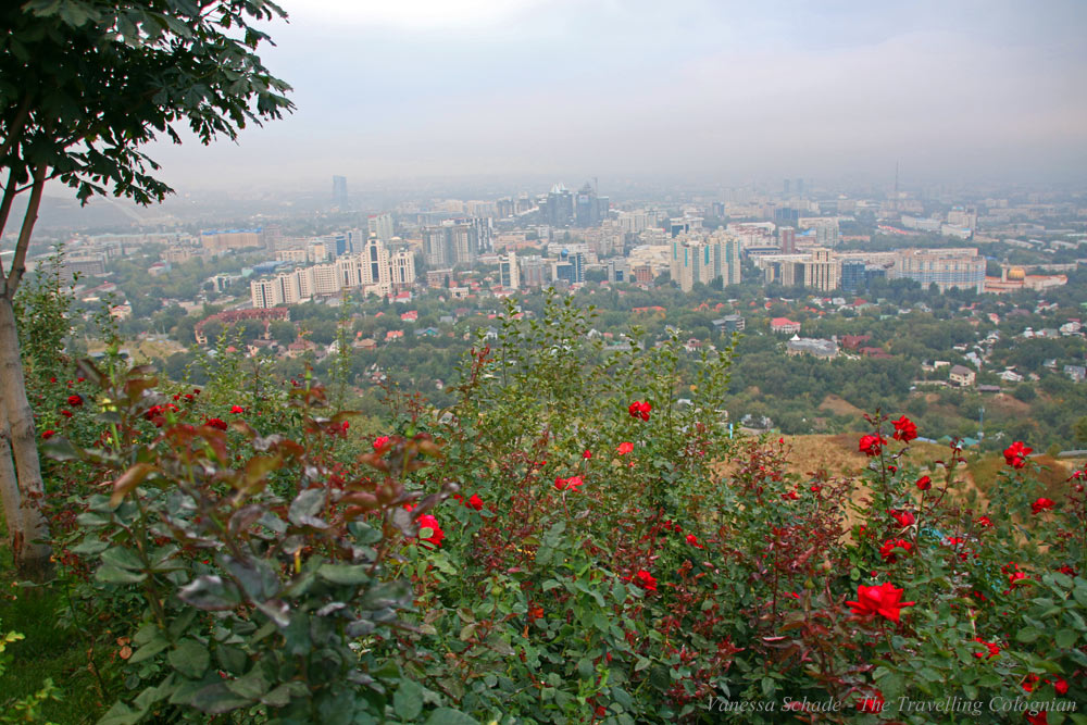 Kök-Töbe Almaty Kasachstan Zentralasien ASIEN