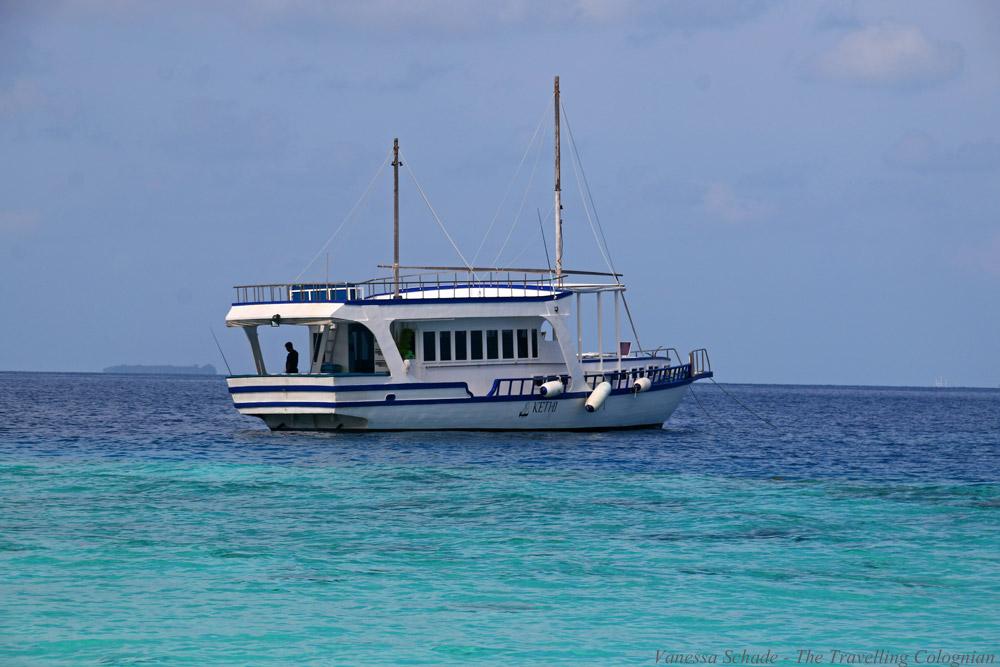 Dhoni-Kreuzfahrt Malediven Südasien ASIEN