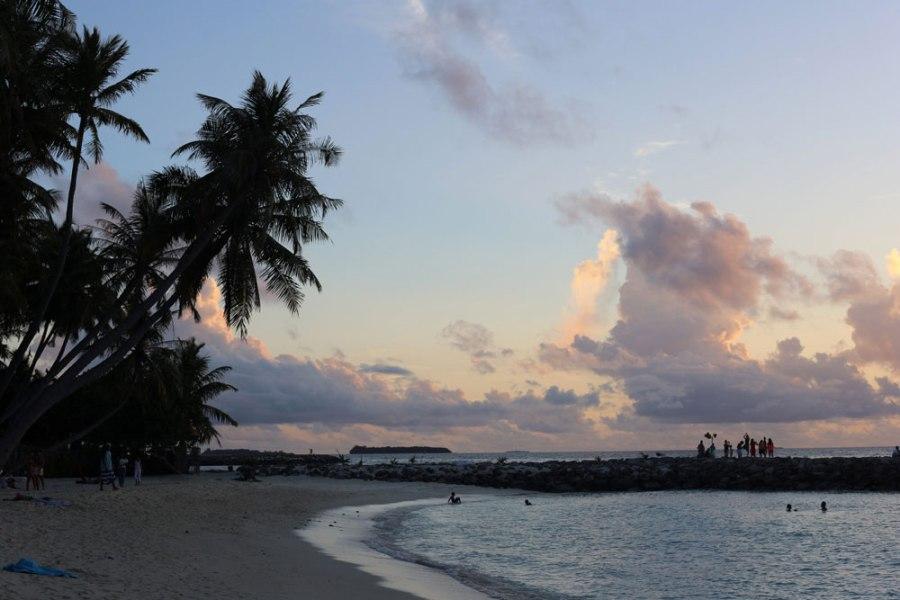 Maafushi Malediven Südasien ASIEN