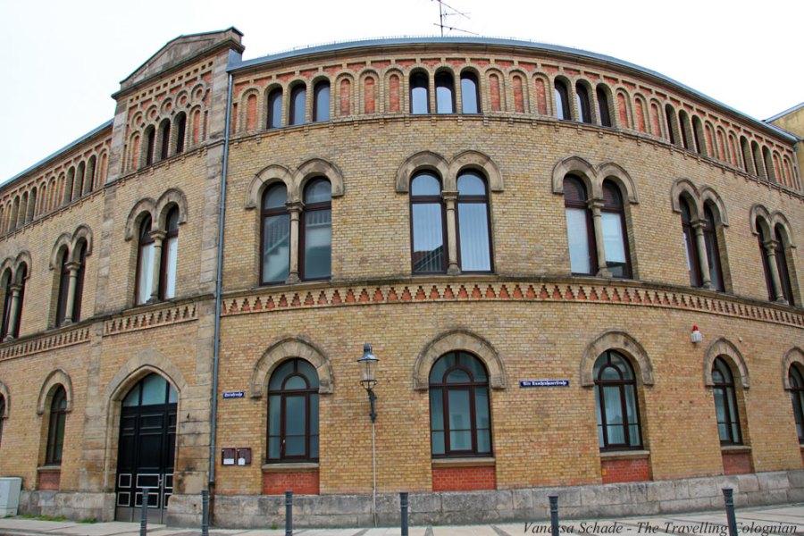 Jüdisches Gemeindehaus Synagoge Braunschweig Niedersachsen Deutschland